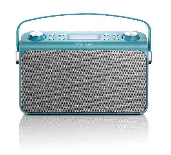 Lenco Lucille Blue - rádio