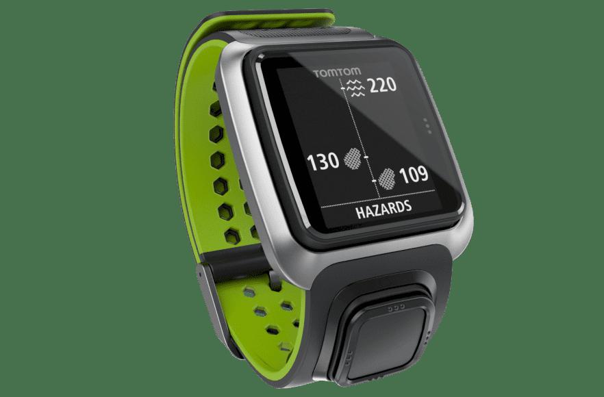 TOMTOM Golfer (šedo zelené) - športové hodinky