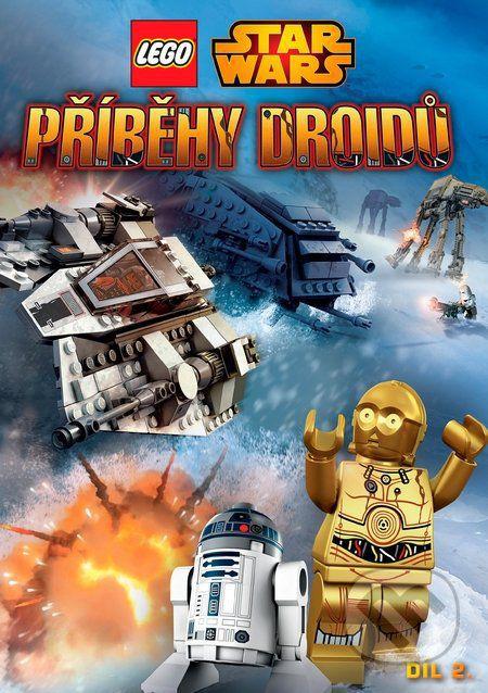 Lego Star Wars: Příběhy droidů 2 - DVD film