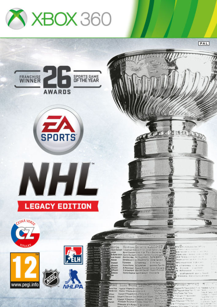 NHL 16 Legacy Edition - hra pro XBOX 360