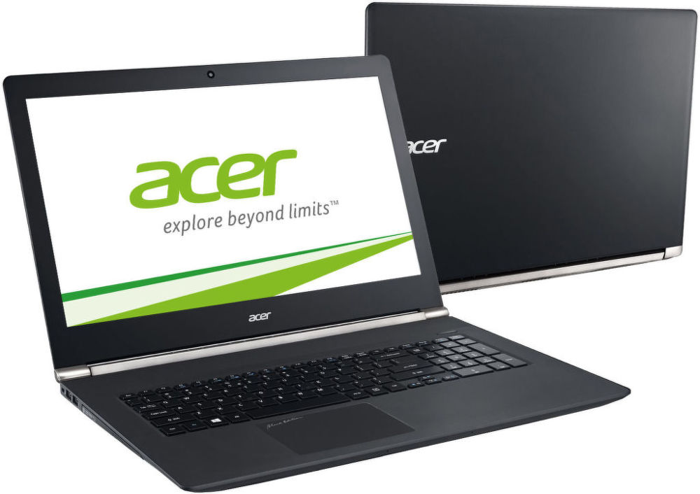 Acer Aspire V17 Nitro Black Edition II, VN7-792G-78CE + dárek eScan Internet Security Suite Antivirový software na 90 dní zdarma