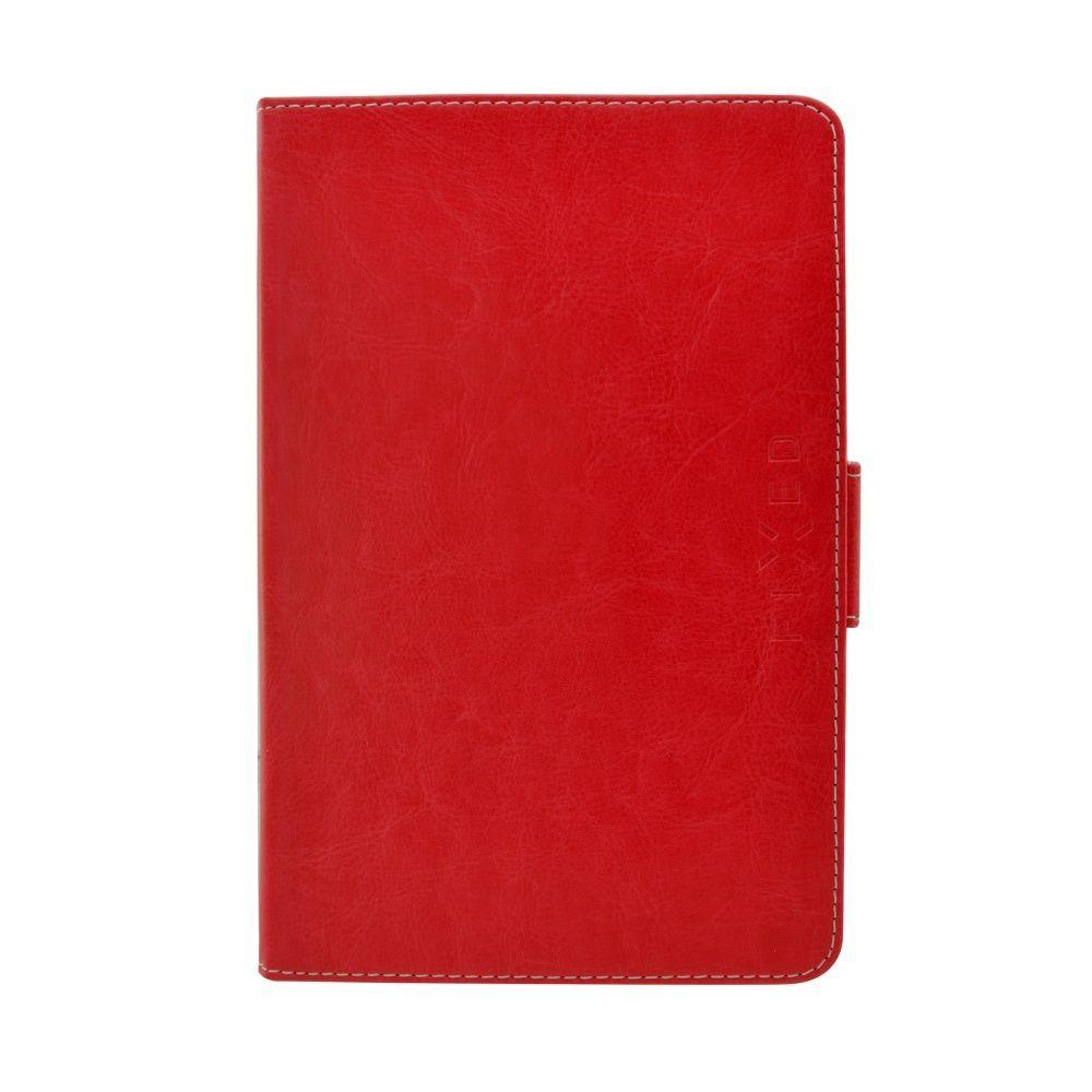 """Fixed pouzdro pro tablet Novel Tab 7-8"""" (červené)"""