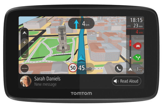 TomTom GO 5200 World Lifetime