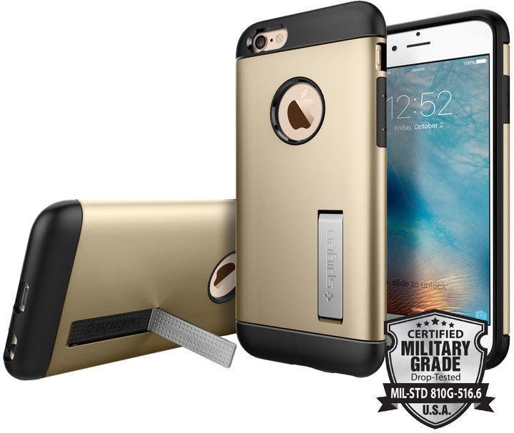 Spigen pouzdro pro Apple iPhone 6/6s (zlaté)