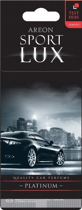 Areon Sport Lux Platinum osvěžovač do auta