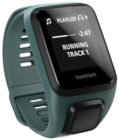 TomTom Spark 3 S Cardio+Music (aqua)