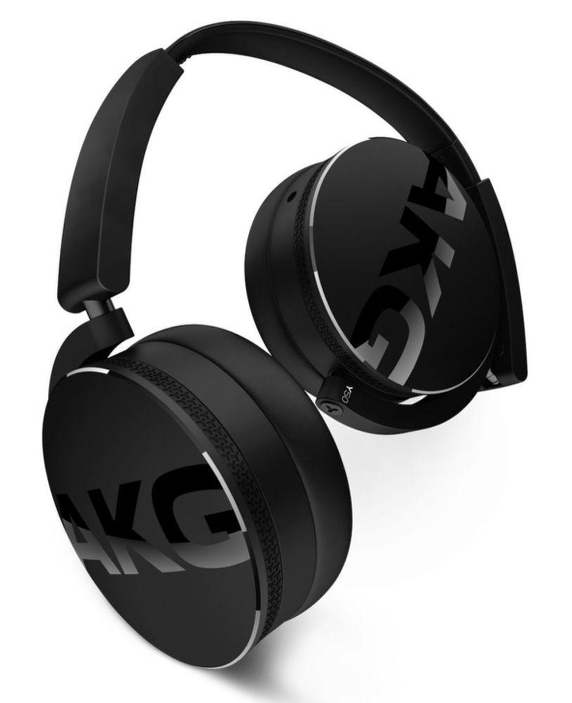 AKG Y50 (černá)