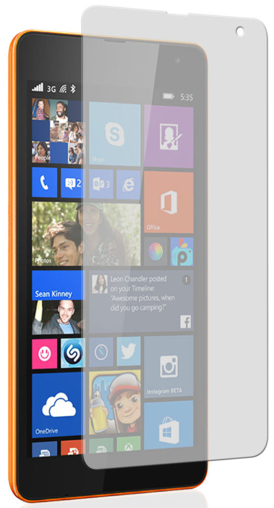 SBS sklo pro Microsoft Lumia 535, TESCREENGLASSMIL53