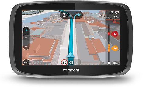 TomTom Go 5000 + Lifetime Maps
