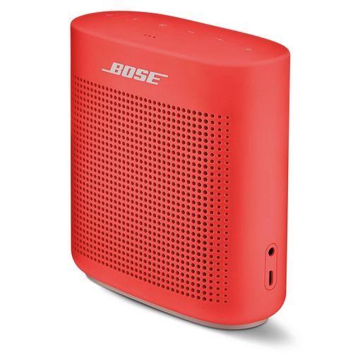 Bose SoundLink Color II červený
