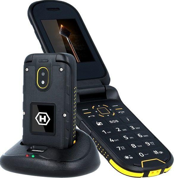 MyPhone Hammer BOW Plus černý