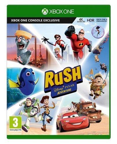 Rush: A Disney Pixar Adventure - Xbox one hra