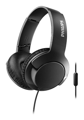 Philips SHL3175BK černá