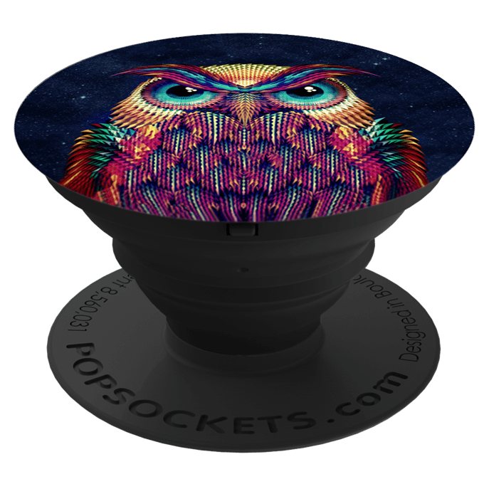 Hama PopSocket držák na mobil, Owl