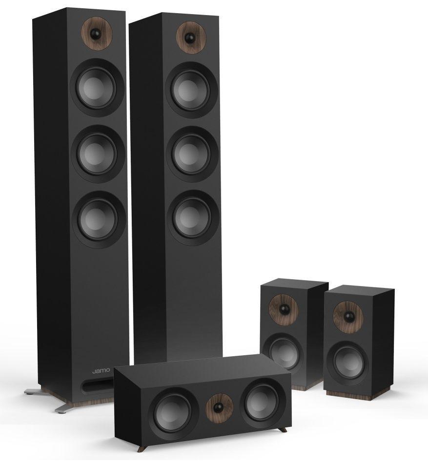Jamo S 809 HCS černý