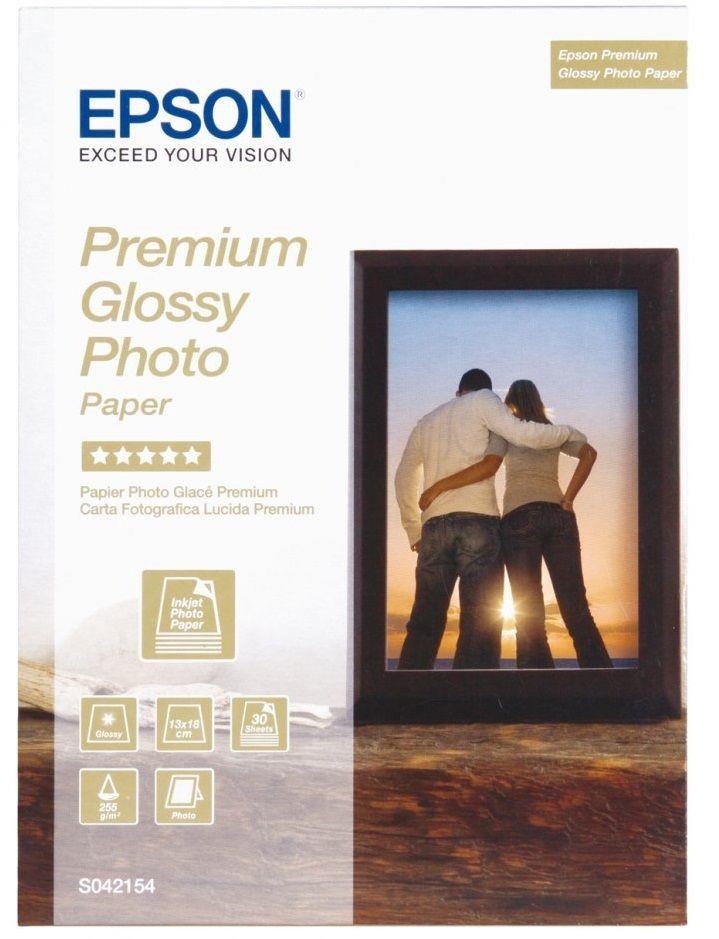 Epson Premium Glossy Photo 13x18cm