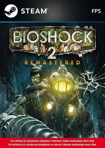 Bioshock 2 Remastered - PC (Steam)