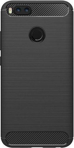 Winner Carbon pouzdro pro Xiaomi Mi A1, černá