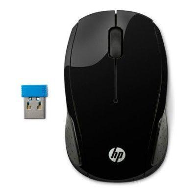 HP Wireless Mouse 200 černá