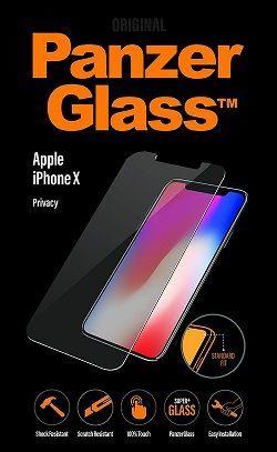 PanzerGlass tvrzené sklo pro iPhone X