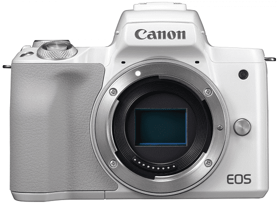 Canon EOS M50 tělo bílé