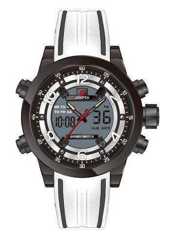 Carneo Quamer hodinky, bíle