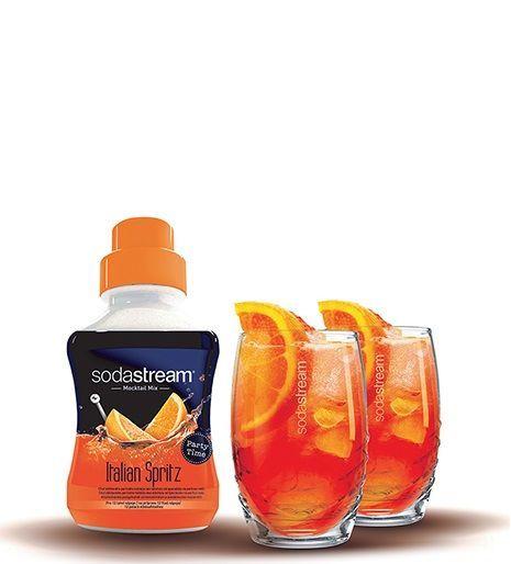 Sodastream Italian Spritz sirup (500ml)