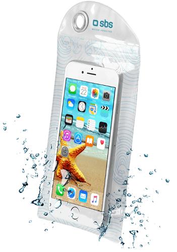 """SBS Voděodolný univerzální obal pro chytré telefony do 5,5"""""""
