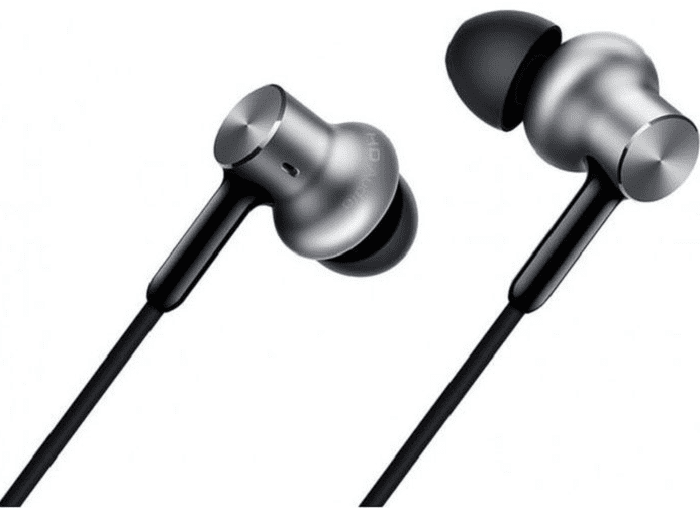 Xiaomi Mi In-Ear Headphones Pro HD stříbrná