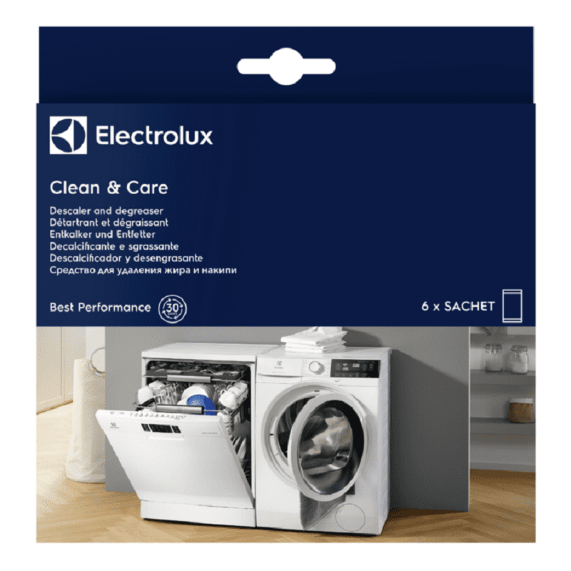 Electrolux E6WMDW06 čistič pračky a myčky