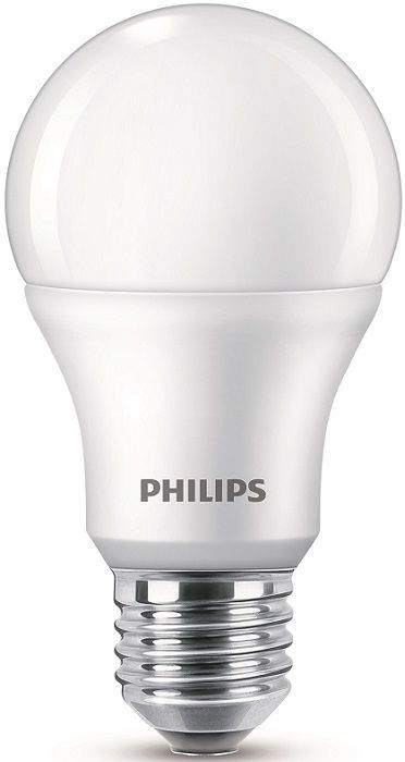 LED Philips žiarovka, 9W, E27