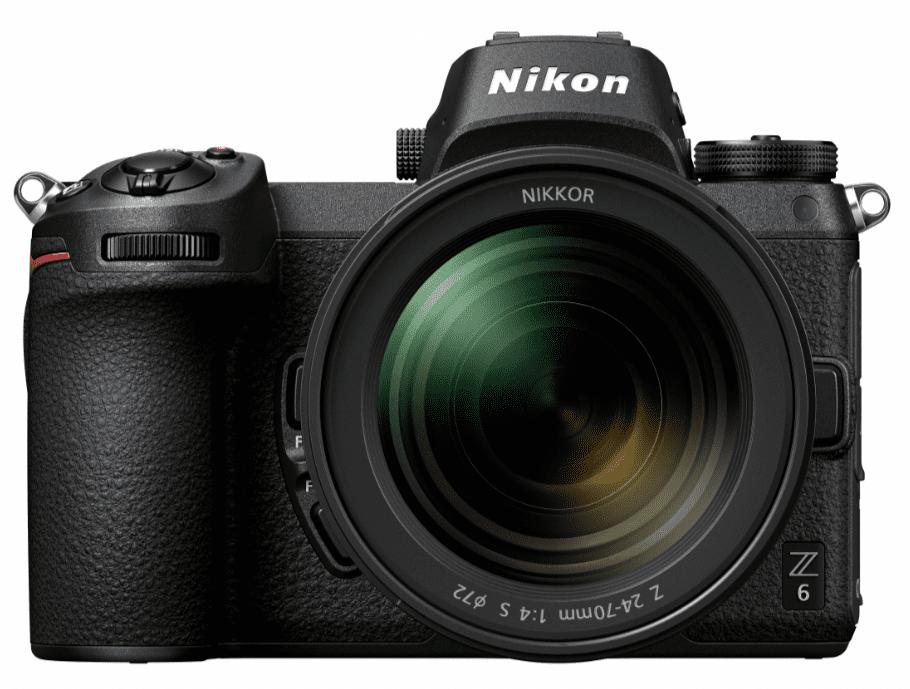 Nikon Z6 + Z 24-70 mm + FTZ KIT