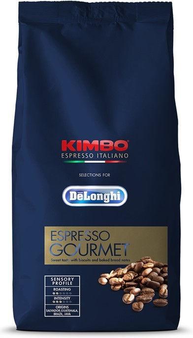 DéLonghi Kimbo Gourmet zrnková káva (1kg)