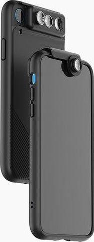 ShiftCam 2.0 3v1 cestovní set pro Apple iPhone Xr, černá