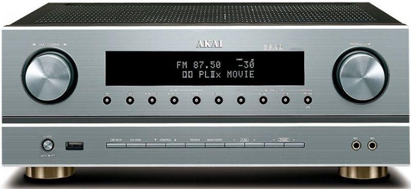 Akai AS005RA-750B stříbrný