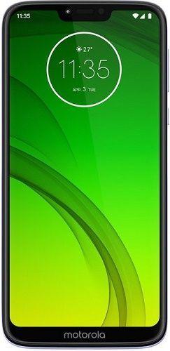 Motorola Moto G7 Power fialový