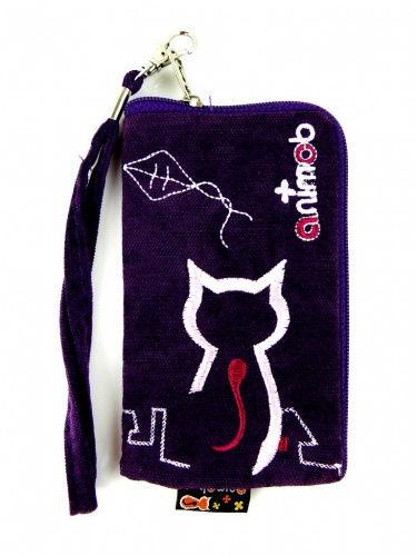 Winner pouzdro CAT (fialové)