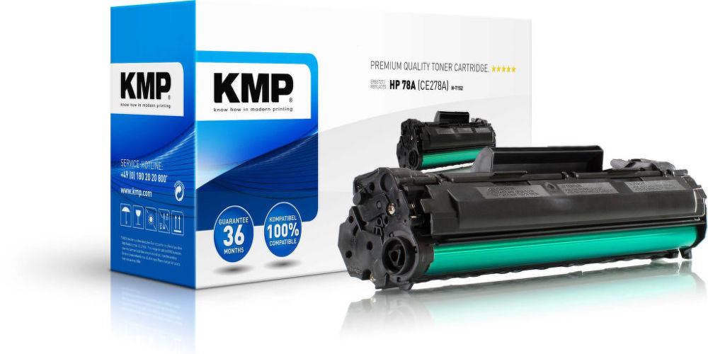 KMP H-T152 komp.recykl.toner CE278A