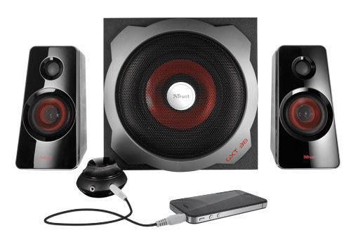 Trust GXT 38 2.1 Subwoofer Speaker Set 19023 - reproduktory