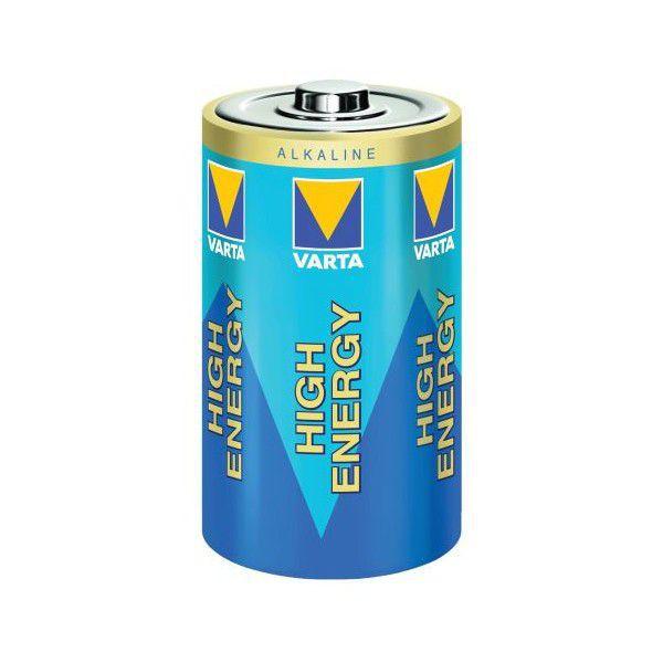 Varta High Energy C ,LR14 (4914/2), 2ks