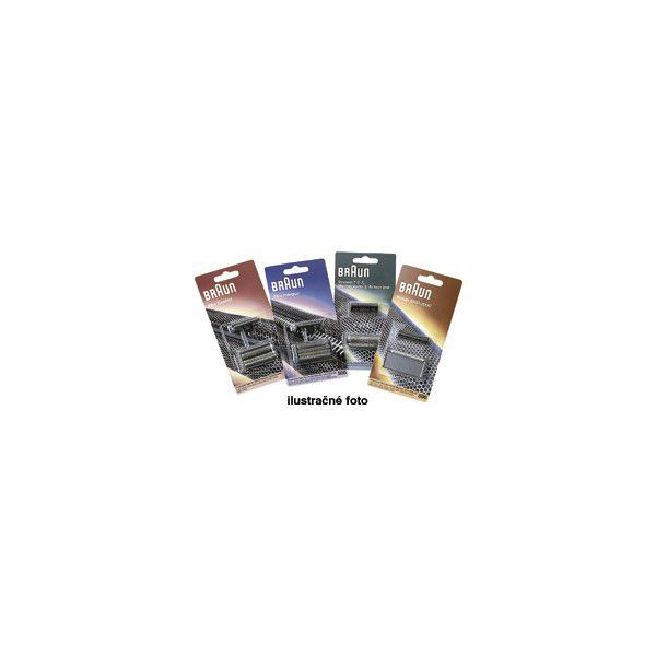 BRAUN Combi-Pack 585 FC MN, planžeta + noz