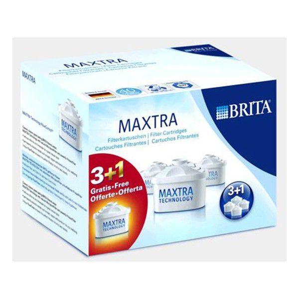 BRITA Pack 3 + 1 Maxtra, výměnná filtračních napln