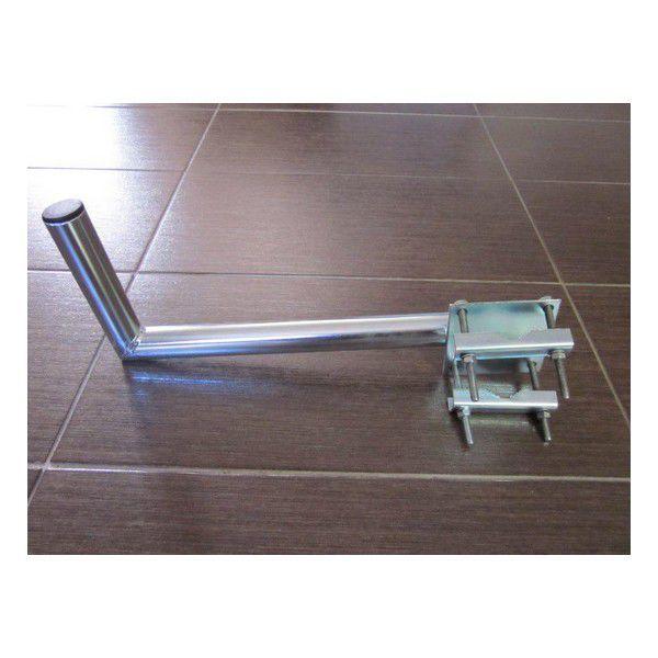 Držák paraboly - stožárový boční levý, 30cm
