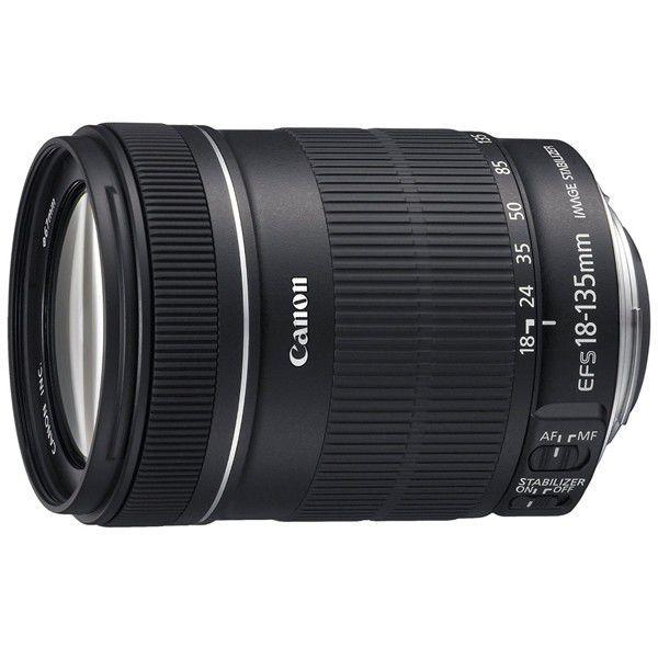 Canon EF-S 18-135 mm f/3.5-5.6 IS - objektiv