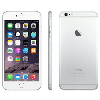 Apple iPhone 6 Plus 64 GB (stříbrný)