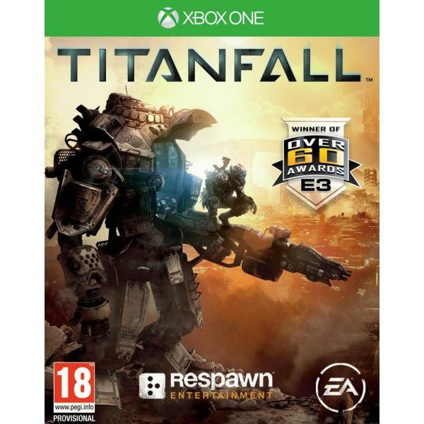 Titanfall - hra pro XBOX ONE