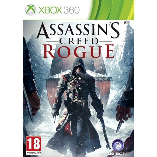 Assassins Creed: Rogue - hra pro XBOX360