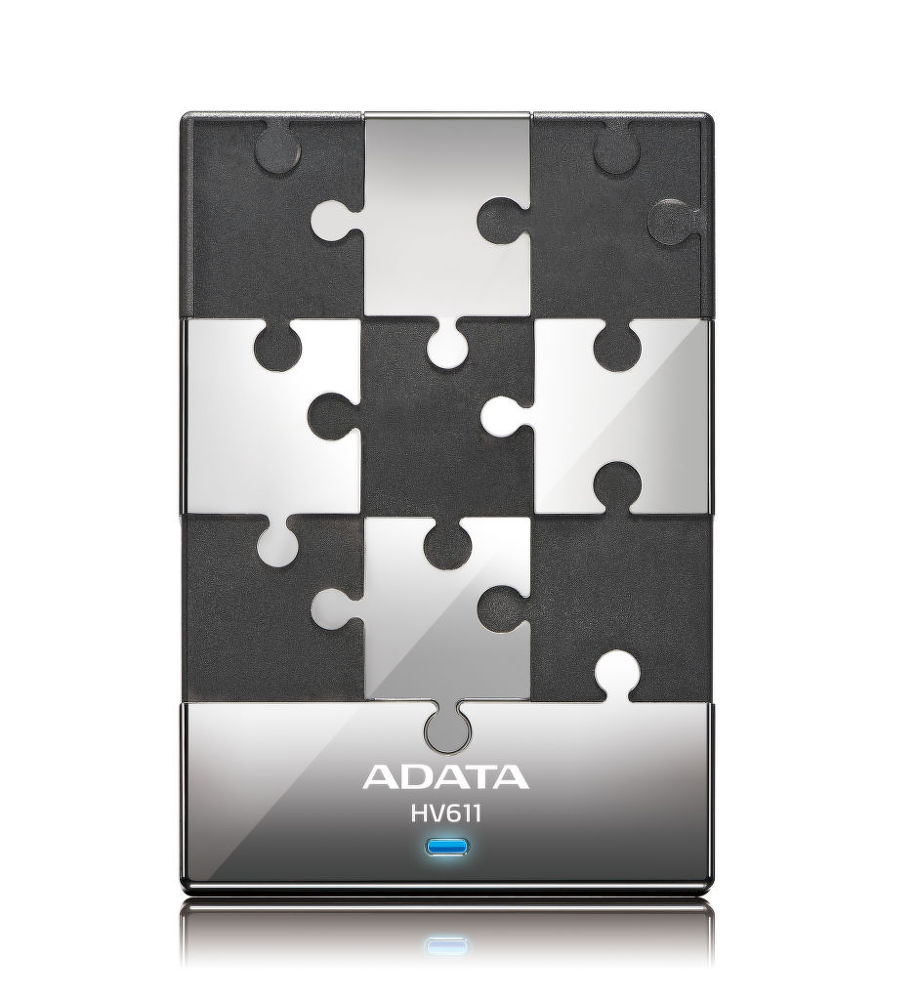 "A-DATA Value HV611 2,5"" 1TB USB 3.0 (černý)"