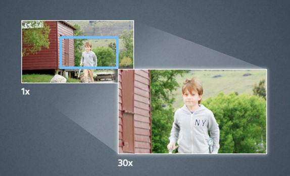 Obrazový snímač Exmor R CMOS - SONY HDR-PJ410B.CEN