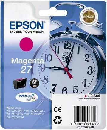 Epson C13T27034020 (magenta)
